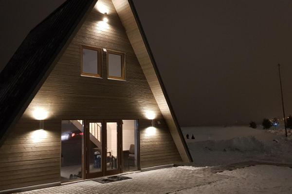 Ferienhäuser des Hostels Tuhamäe
