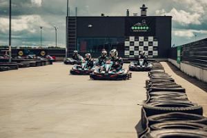 Unibet Go-Kart Centre