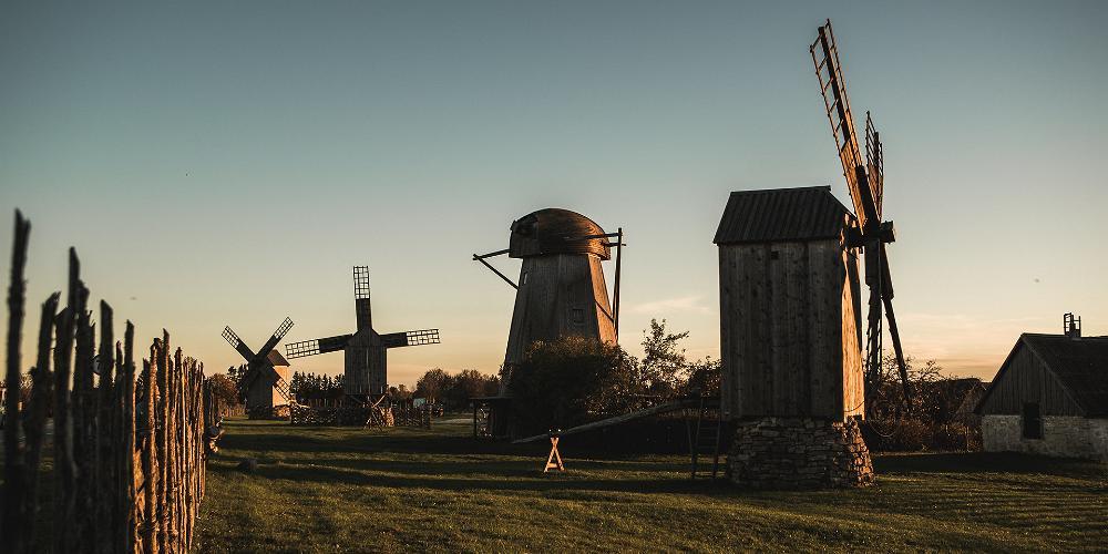Veeda pikk nädalavahetus Saaremaal