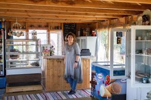 Ohesāres vējdzirnavu vasaras kafejnīca