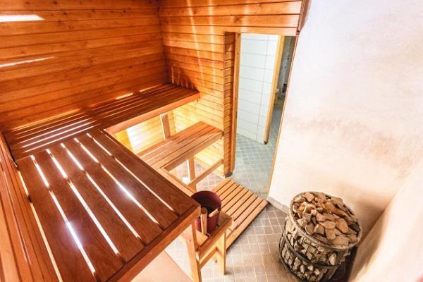 Ferienhof Vaino, Sauna