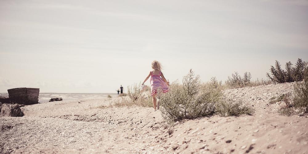 Labākās pludmales ģimenēm ar bērniem