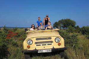 Retro safari Sāremā