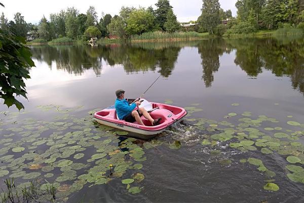 Båtuthyrning i Räpina