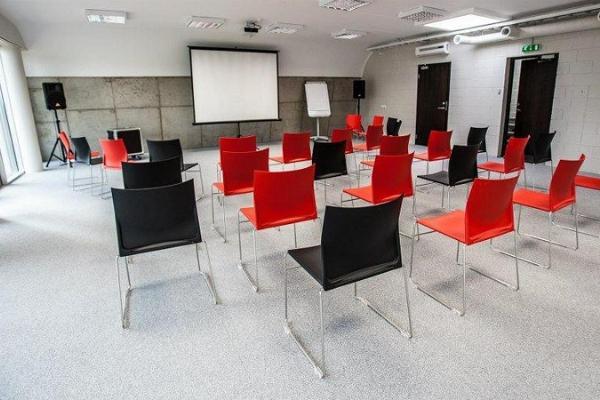 Kiviõli Seikluskeskuse seminariruumid