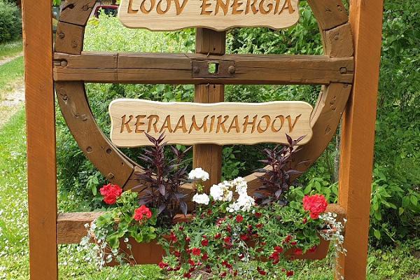 Gallery/store of Loov Energia Keraamikahoov