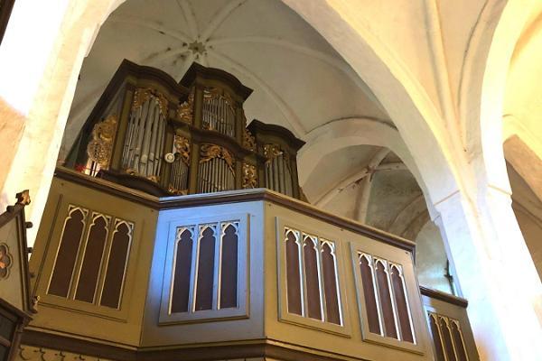 Ныоская церковь Святого Лаврентия ЭЕЛЦ