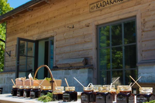 Flavour thrills in Saare County (juniper syrup tastings)