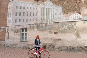 Pastaiga Tartu pilsētas centrā