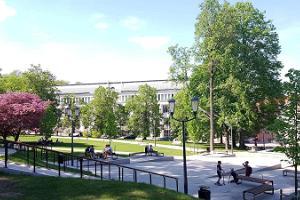 Kävelyretki Tarton keskustassa
