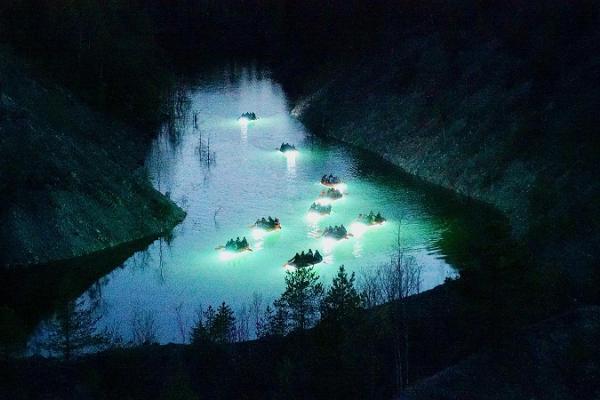 Valgusparvematk Aidu fjordid