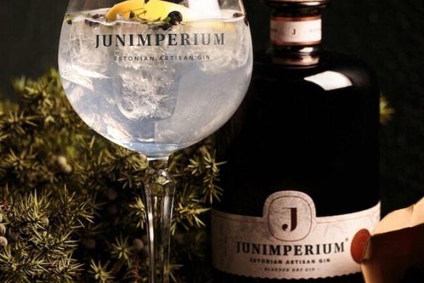 Junimperium Gin Factory tour
