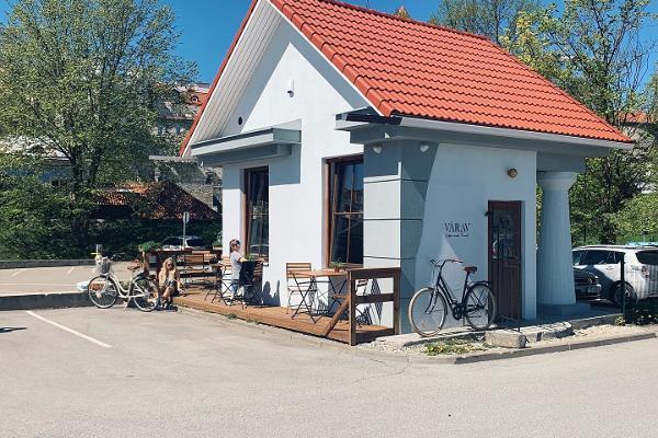 Kaféet Värav