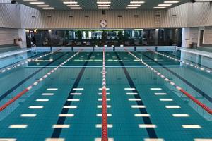 Pirita Marina Hotel & SPA swimming pool, saunas, and gym