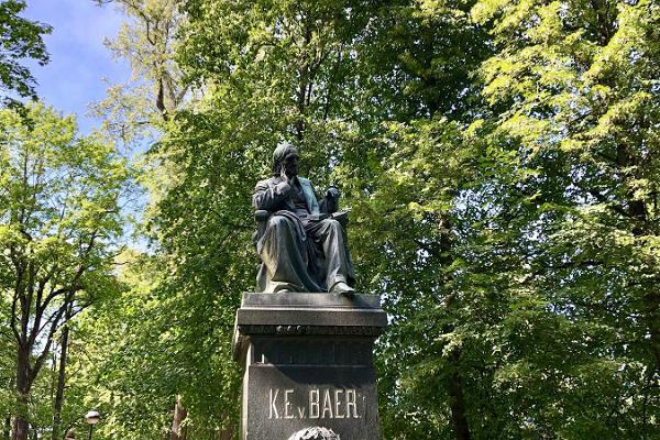 Karl Ernst von Baer -muistomerkki