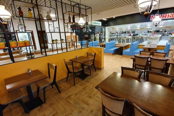 Das Restaurant Petchki-Lavotchki