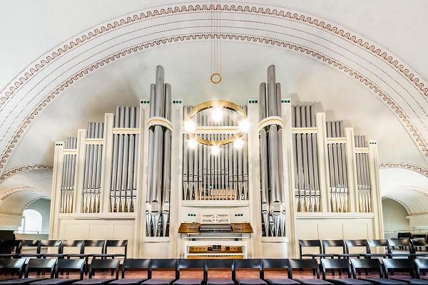 EELK Tartu Pauluse kiriku ainulaadne orel