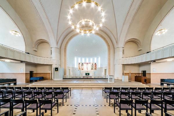 EELK Tartu Pauluse kiriku altar
