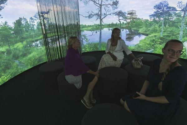 Hela familjens upplevelsecentrum Thule Koda i Kuressaare