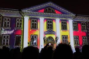 """Ljusfestivalen """"Öövalgel"""" (""""I nattljus"""")"""