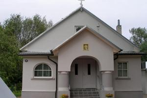Tartu Old Believers Prayer House of the Estonian Association of Old Believers Congregations
