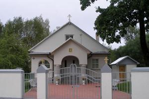 EVKL Tartu vanausuliste palvemaja