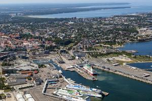 Tallinas Vecās ostas jahtu osta / Old City Marina