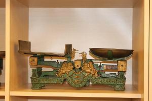 Музей весов Хейно Луби