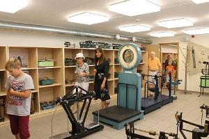 Heino Lubi Museum of Scales