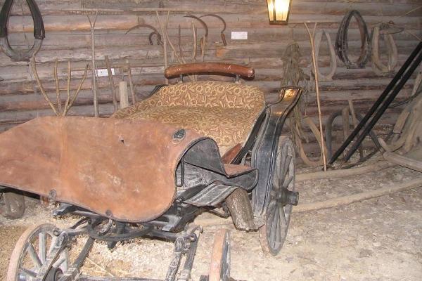 Paduvere zemnieku saimniecības muzejs