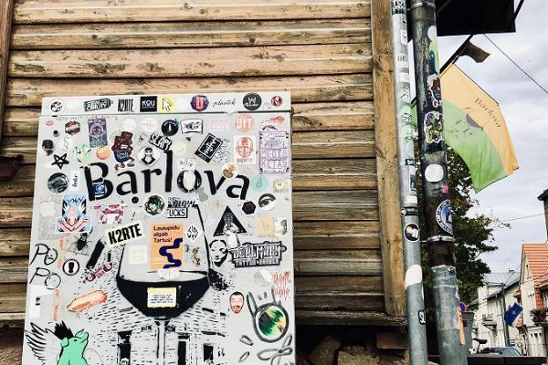 Ielu mākslas tūre Karlovas pilsētas rajonā