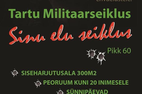 Airsoft military adventures in Tartu