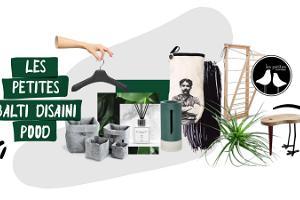 Les Petites - butik för baltisk design
