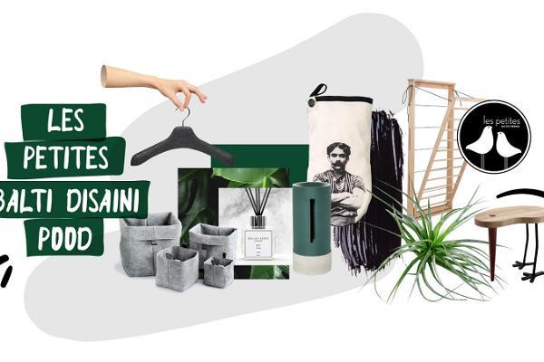 Les Petites - baltialaisen designin myymälä