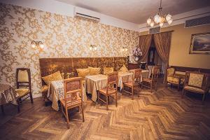 Villa Margaretha restaurant