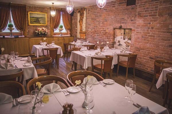 Villa Margaretha restoran