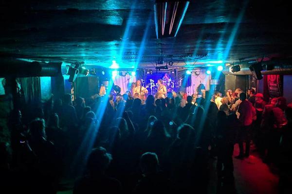 "Tartus Rockklubb ""Rock&Roll Heaven"""