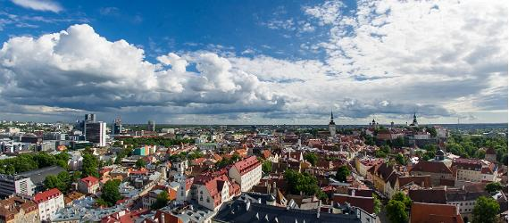 The best city break in Estonia. Visit Estonia