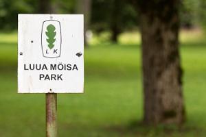 Park des Gutshofs Luua