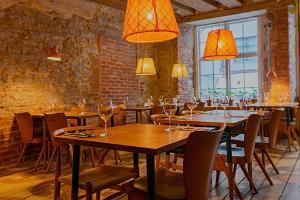Restaurangen Väike Rataskaevu 16