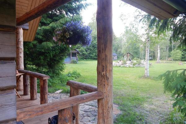 Lomatalo Haaviku Nature Cottage
