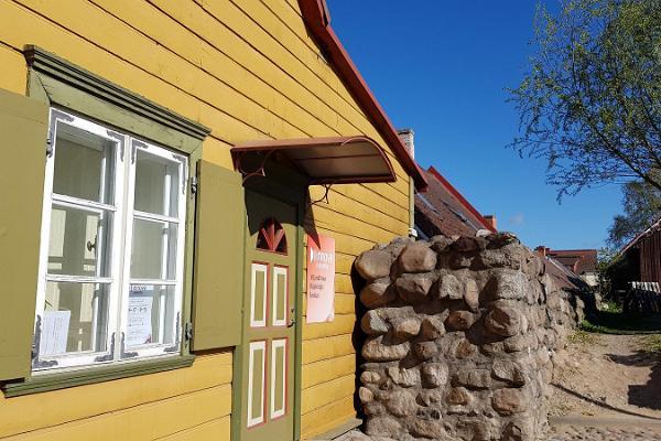 Viljandis medeltida stadsmur