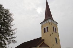 Ev.-luth. Petrikirche zu Kõpu (dt. Köppo)