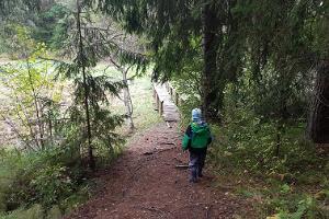 Vitipalu äventyrsled / Älvleden