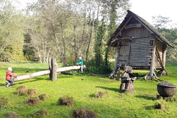Vitipalun seikkailupolku / Haltijapolku
