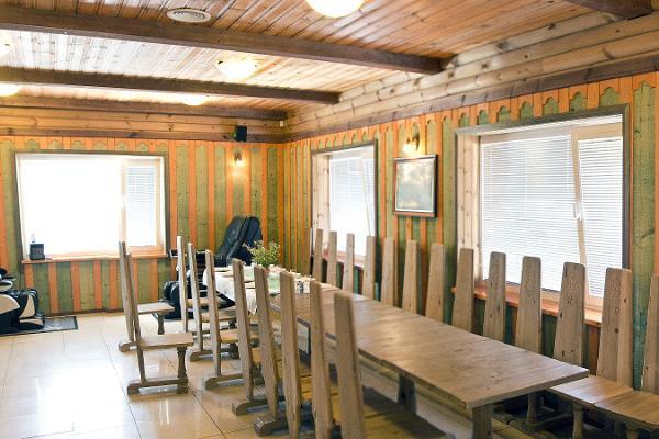 Alutaguse Semester- och Idrottscentrums gästhus