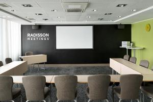 Отель Park Inn by Radisson Central Tallinn