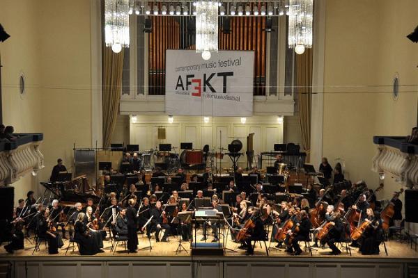 """Konzert der Konzertserie ERSO """"Resonanz II"""" / Internationales Festival für Zeitgenössische Musik """"Afekt"""""""