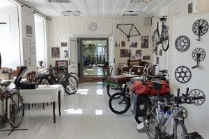 Estnisches Fahrradmuseum (Eesti Jalgrattamuuseum)