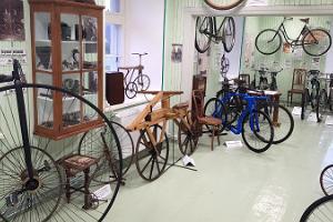 Igaunijas Velosipēdu muzejs